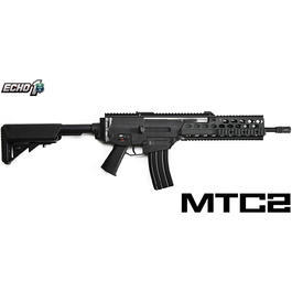 Echo1 MTC2 Carbine Softair Komplettset S-AEG 6mm BB schwarz