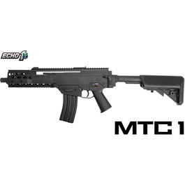 G36 Softair - Echo1 MCT1 Carbine Softair Komplettset S-AEG 6mm BB schwarz