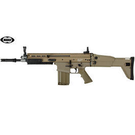freie Waffen - Tokyo Marui Socom-H BlowBack Recoil Shock NG S-AEG 6mm BB FDE