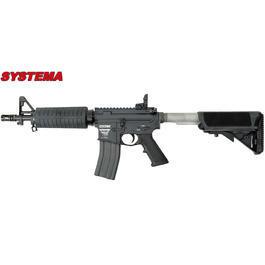 CO2 Softair - Systema PTW M4A1 CQBR Super Max Evolution S-AEG 6mm BB