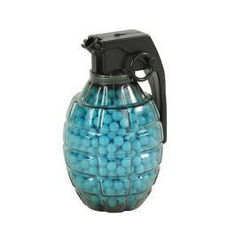 Softairkugeln - UHC Softairkugeln Handgranate Kal. 6m BB 0,12g blau