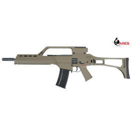 Blowback - Ares Mod. 36K EBB Blowback S-AEG 6mm BB Tan