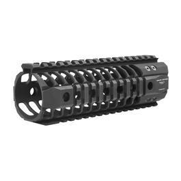 Sportwaffen - MadBull / Spikes Tactical M4 Aluminium Spike Bar Rail Handguard 7 Zoll schwarz
