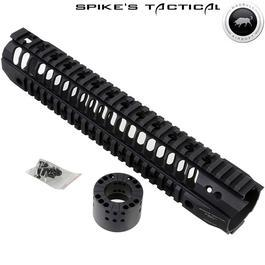Softair Gewehre - MadBull / Spikes Tactical Spike Bar Rail Handguard 12 Zoll schwarz