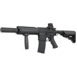 DBoys M4 Special Operations Vollmetall Komplettset AEG 6mm BB schwarz