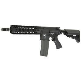 Softairwaffe - Socom Gear Spikes Tactical ST15 10.3 BAR Rail Carbine S-AEG 6mm BB schwarz
