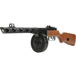 S&T Legends PPSh-41 Blowback Vollmetall Echtholz S-AEG 6mm BB