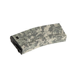 King Arms M4 / M16 Magazin 300 Schuss AT-Digital