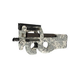 King Arms FN Herstal P90 Tactical S-AEG 6mm BB ACU