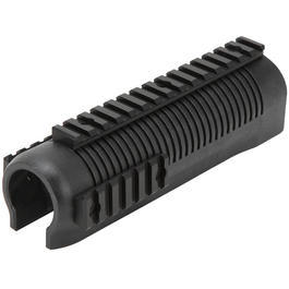 G&P M870 Rail Handguard schwarz - Long Version