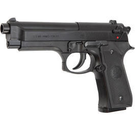 Softairwaffen - Umarex Beretta M9 World Defender Springer 6mm BB schwarz