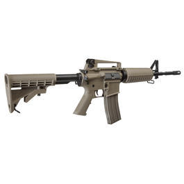 Combat Machine CM16A1 Carbine Komplettset AEG 6mm BB Desert Tan