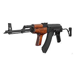 Softair Gewehre - G&G GIMS Vollmetall Echtholz BlowBack Komplettset S-AEG 6mm BB