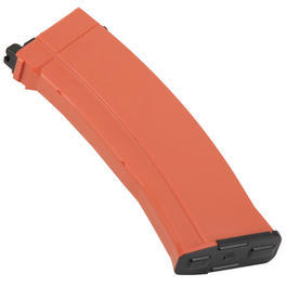 GHK AK GBB Magazin 40 Schuss orange (Softairgas-Version)