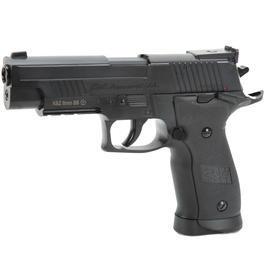 Blowback - G&G G226 CO2 NBB 6mm BB schwarz