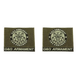 G&G GR16A1 Carbine Gas-Blow-Back 6mm BB Dark Earth Tan - V2