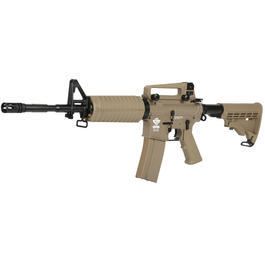 G&G CM16A1 Carbine Gas-Blow-Back 6mm BB Dark Earth Tan - V2