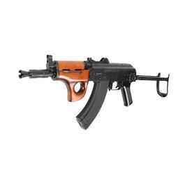 Gaswaffen - G&G GKMS Carbine Vollmetall Echtholz S-AEG 6mm BB
