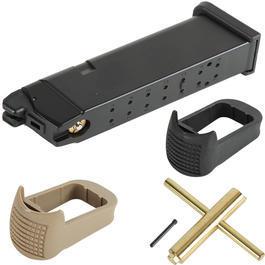BB Gun - Wei-ETech G-Serie Magazin 26 Schuss (CO2-Type) schwarz