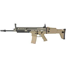 Classic Army Scar - Ares FN Herstal SCAR-L S-AEG EFC-System 6mm BB Tan