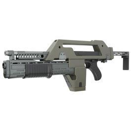 Softair AEG - Snow Wolf M41-A Pulse Rifle S-AEG 6mm BB oliv