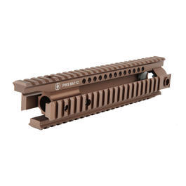 Softairwaffen - MadBull / PWS M4 MK112 Rail Handguard Tan