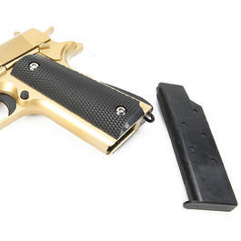 Galaxy G13 M1911 A1 Vollmetall Springer 6mm BB gold