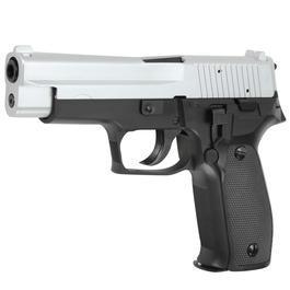 Softair-Waffe - SRC P226 Heavy Weight Springer 6mm BB Bicolor