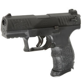 P22 - Umarex Walther P22Q HW mit Metallschlitten Springer 6mm BB schwarz