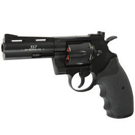 Legends .357 Magnum CTG 4 Zoll 6mm BB CO2 Revolver schwarz