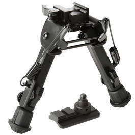 Luftgewehre - UTG Super Duty Metall QD Zweibein schwarz
