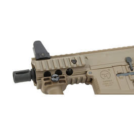 Ares Amoeba M4 CG-001 EFC-System S-AEG 6mm BB Dark Earth