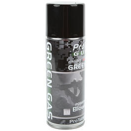 ProTech Guns Airsoft Green Gas 400 ml - New Version