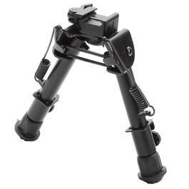 Luftgewehre - UTG Tactical Operation Metall QD Zweibein 150 - 185mm schwarz