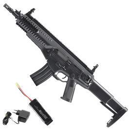Umarex Waffen - S&T Beretta ARX-160 Sportsline Komplettset S-AEG 6mm BB schwarz