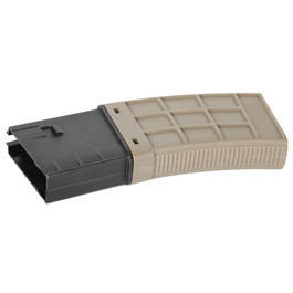 Angry Gun TD-Style ARC Magazinh�lle f. Wei-ETech M4 GBB Magazin Dark Earth