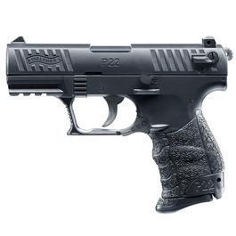 Softairwaffe - Walther P22Q 6mm BB Springer Softair mit Kunststoffschlitten