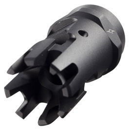 MadBull / Strike Industries Checkmate Compensator schwarz 14mm-
