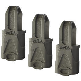 MagPul USA MP5 / UZI 9mm MagPul Magazin Assist (3er Packung) oliv