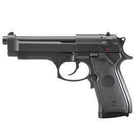 Softair ab 14 - Umarex Beretta M92 FS elektr. BlowBack 6mm BB schwarz