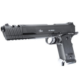 Umarex Waffen - Combat Zone P11 Para CO2 NBB 6mm BB grau / chrom