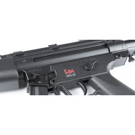 Heckler & Koch MP5 A5 DualPower Komplettset AEG / Springer 6mm BB schwarz