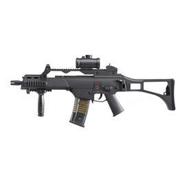 Heckler & Koch G36 Commando Komplettset AEG 0,08 Joule Version 6mm BB schwarz