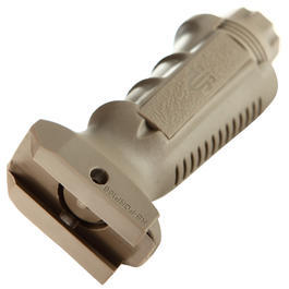 UTG Deluxe Tactical QD RIS Frontgriff Flat Dark Earth