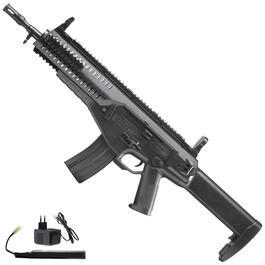 Softair-Waffen - Umarex Beretta ARX-160 Advanced Komplettset AEG 6mm BB schwarz