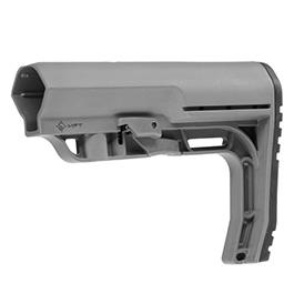 MFT M4 Battlelink BMS Minimalist Mil-Spec Schaft grau