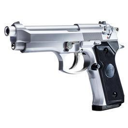 Blowback - ASG M92F Gas NBB 6mm BB silber
