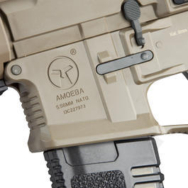 Ares Amoeba M4 AM-013 EFC-System Gen. 3 S-AEG 6mm BB Dark Earth