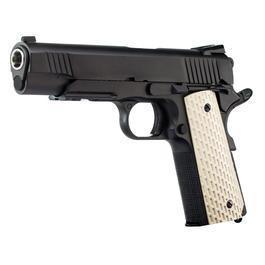 BB Gun - Wei-ETech Kbr-Style Warrior .45 ACP Vollmetall GBB 6mm BB schwarz