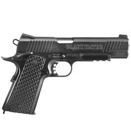 Cybergun Blackwater BW1911 R2 Vollmetall CO2 BlowBack 6mm BB schwarz